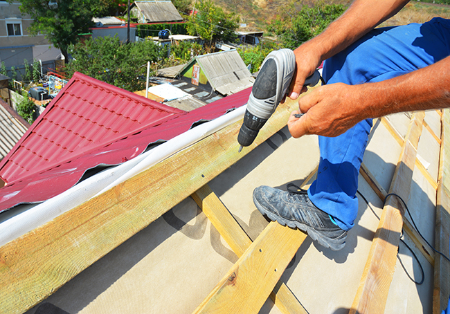 Image result for Getting That Roof Repaired Right